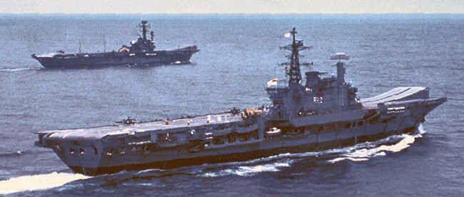 Defence Blog - Satyamev Jayate: Nostalgia: INS Vikrant, INS Viraat and INS Vikramaditya