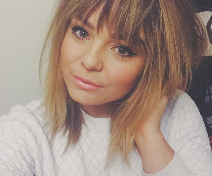 Hairstyles with Fringes for 2016. See what will be the in look for the New Year. Try something new this post has a few ideas to help with that.