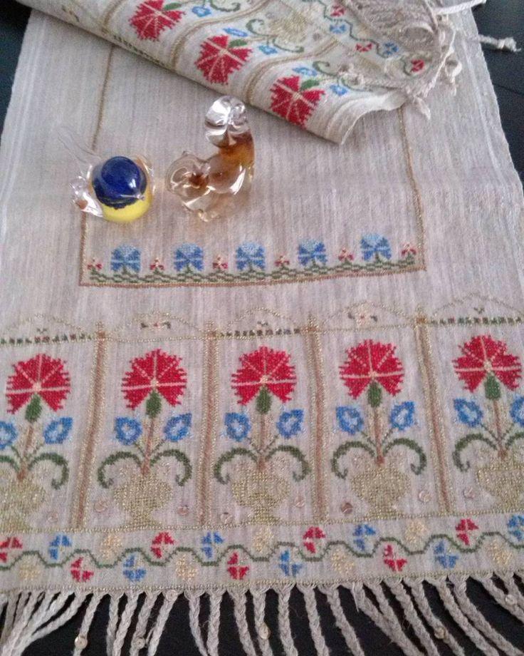 """#kanavice #kanaviçe #çarpıişi #crossstitch #embroidery #embroidered #handstitch…"