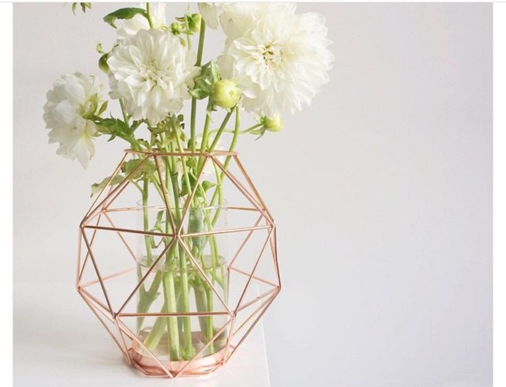 Copper Geo Candle Holder RRP $8.00