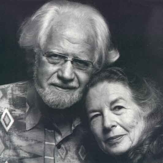 "Alexander ""Sasha"" Theodore Shulgin and his wife Ann Shulgin - Shulgin is the father of MDMA and wrote the book: PiHKAL - A Chemical Love Story.         I first explored mescaline in the late '50s, Three-hundred-fifty to 400 milligrams. I learned there was a great deal inside me.   — Alexander Shulgin, LA Times, 1995 ;-)"