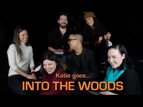 Hart House Theatre Into the Woods interview with Katie Favrin