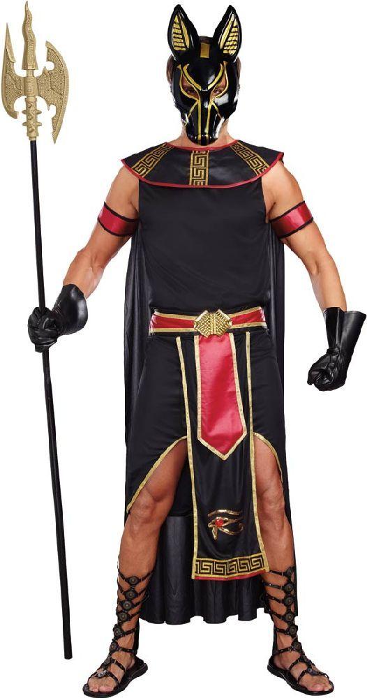 Anubis, God of the Underworld Costume