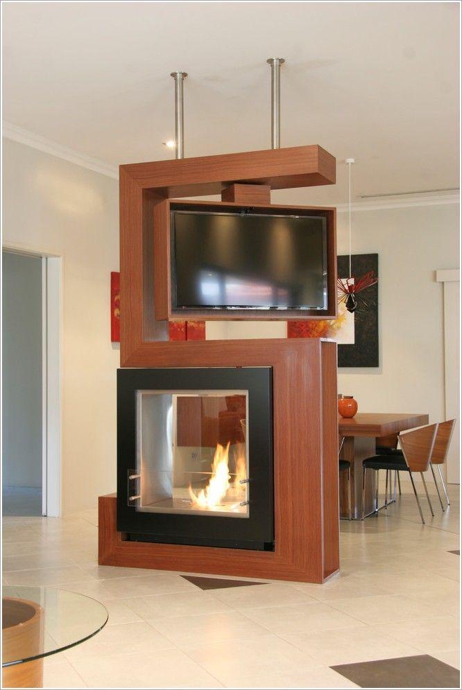 Perth Beige Floor Custom Fireplace Custom Tv Stand Custom