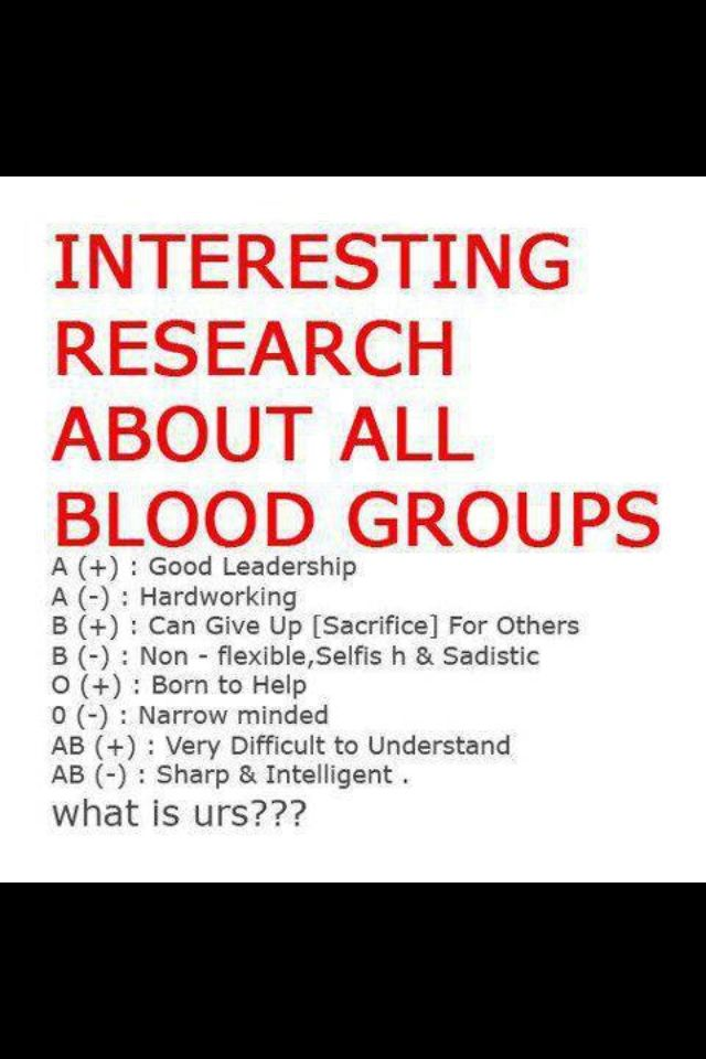 18 best blood type images on pinterest blood types blood groups blood types fandeluxe Gallery