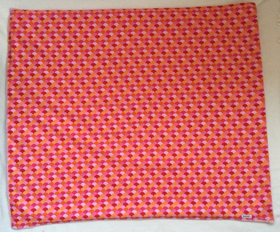 baby blanket PINK & ROSE  baby minky baby blanket by MaHEROsydney