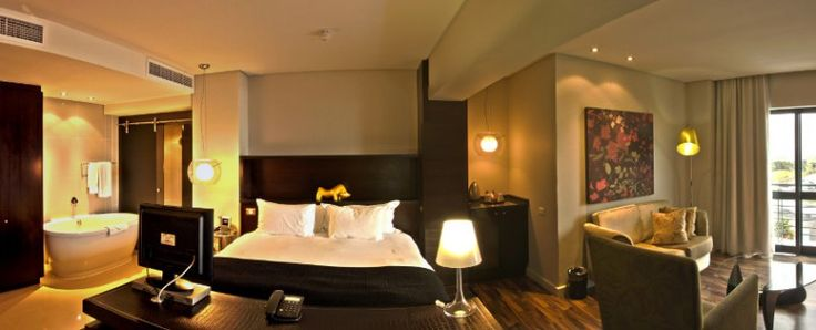 Semi self catering luxury hotel suites at Century City  http://capeletting.com/northern-suburs/century-city/presidential-suites-273/