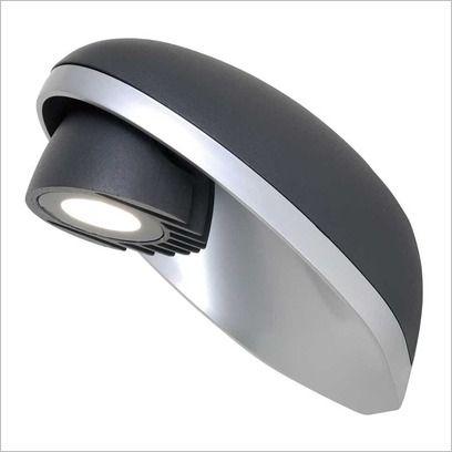 Morley 3 Light LED Exterior Wall Light in Graphite Crompton Lighting Wayfair USD 88 Light ...