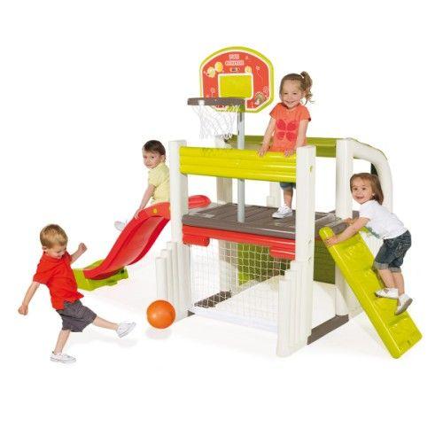 Aire de jeu Fun center Smoby