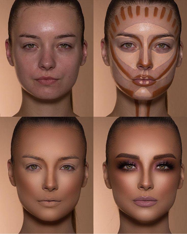 Evidenzia il contorno hypnaughty.makeup samer khouzami @hypnaughtyladhes @hypnaughty …