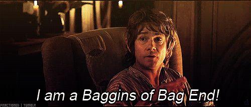 Bilbo Baggins The Hobbit Baggins of Bag End - Pros & Cons of Dating a Hobbit