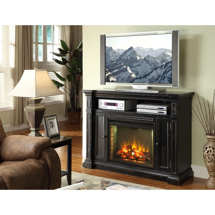 24 best Fireplace Media Consoles images on Pinterest