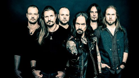 Amorphis @ Orion Live // Rome, 30th March 2016  For further information http://www.kickagency.com/produzione/amorphis-orion-live-roma-2016/