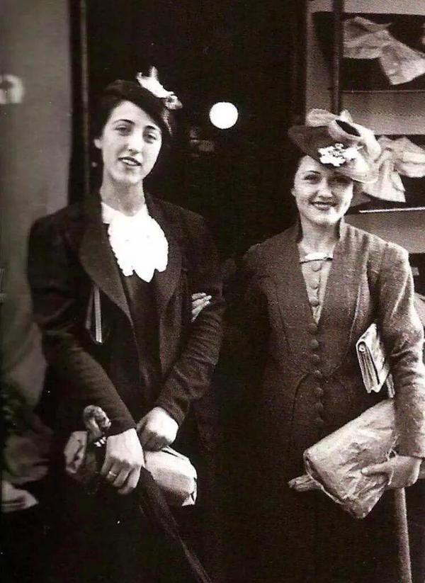 İstanbul Kadınları (1930'lar) #nostalji #kadın #istanlook #birzamanlar