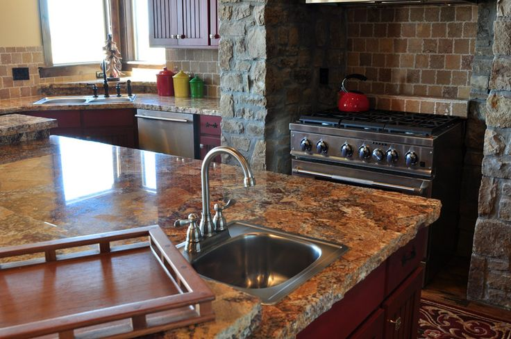 Bathroom Remodel Richland Wa : Best images about red stone counter tops on
