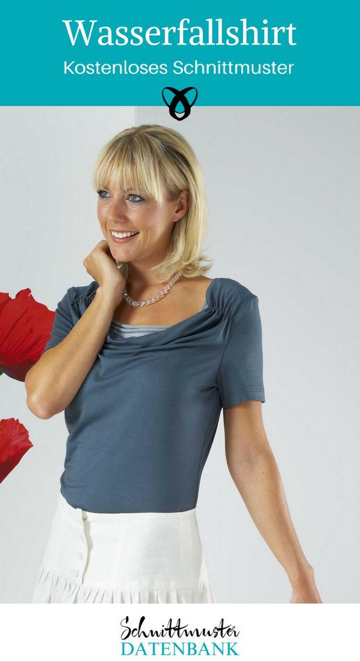 330 best NÄHEN: Kleidung für Frauen images on Pinterest | Sewing ...