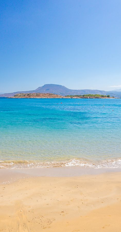 Summer pictures through winter - Marathi beach in Chania, Crete