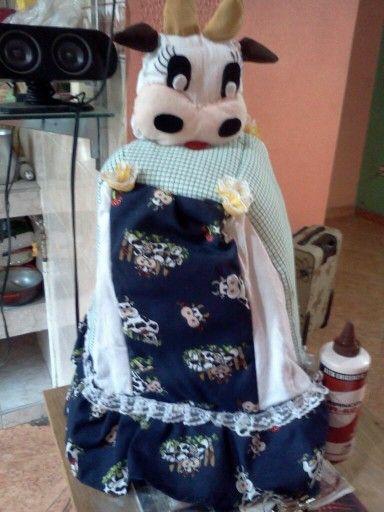 Vestido de licuadora 3