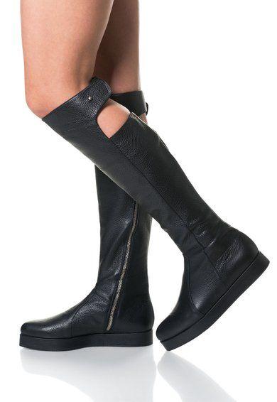 Knee High Boots на Mihaela Glavan и още много други продукти във Fashion Days