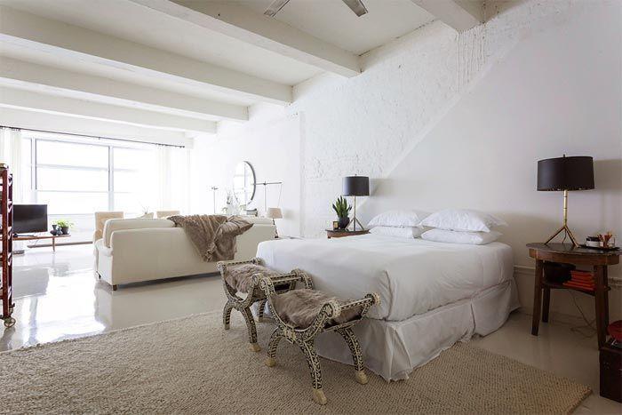 loft-blanco-nueva-york-banquetas-con-incrustaciones-de-hueso-one-fine-stay