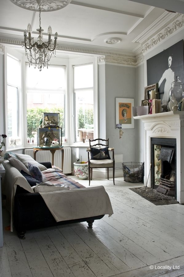 Industrial Living Room Ideas Pinterest