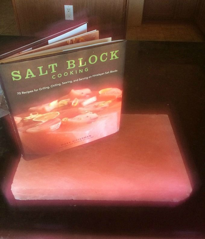 The ultimate safe cookware! Have you tried cooking with a Himalayan salt block?