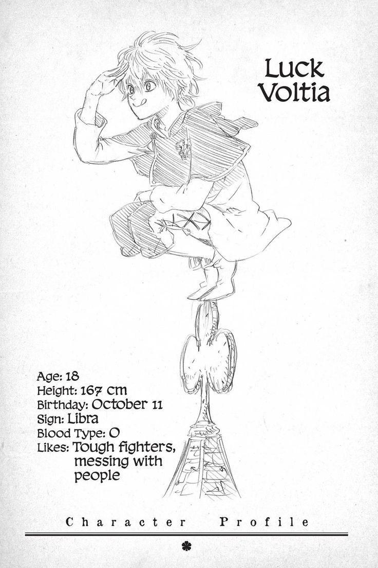 Read manga Black Clover Page 011 online in high quality dédicace à Sevgi