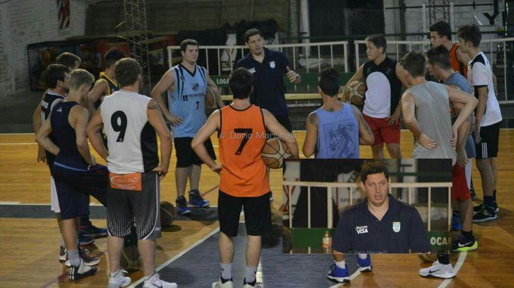 Fabricio Salas nuevo DT de Sporting Club