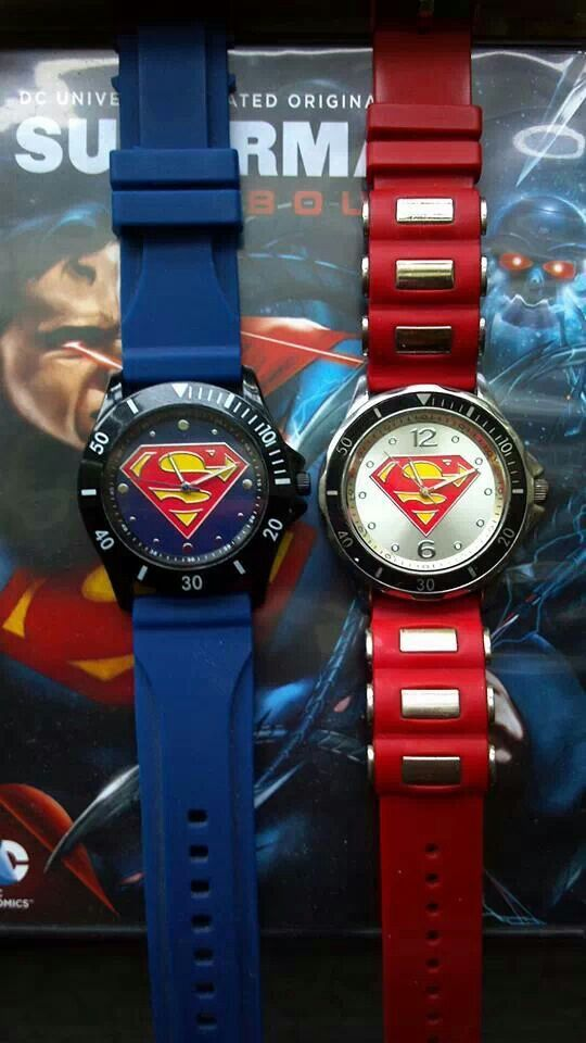 Superman Watches