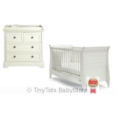 Mamas & Papas 2 pc Nursery set | Nursery Furnitre |Mamas and Papas convertable cot,wardrobe,change table,Mosses | Baby Products Online Store With Free Shipping Australia Wide