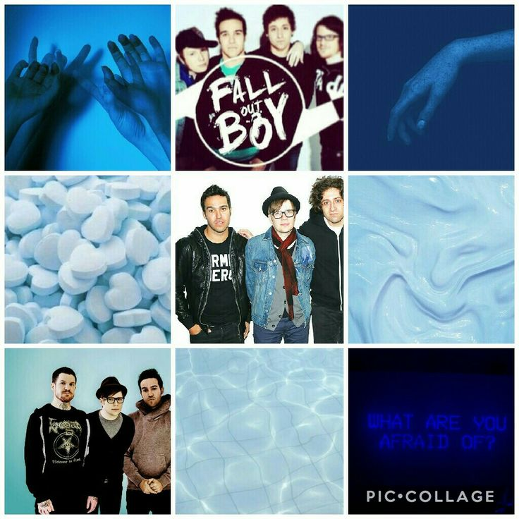 Fall out boy aesthetic | bands | Fall Out Boy, Emo bands, Fall
