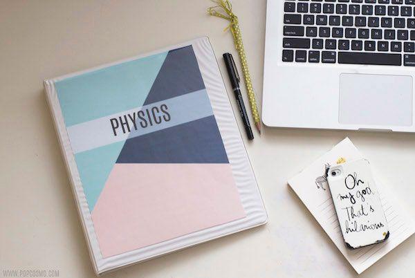 Free Binder Covers - Back-to-School Binder Covers - Redbook