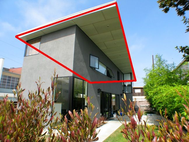 Cantilever Roof Overhang Google Search Guest House