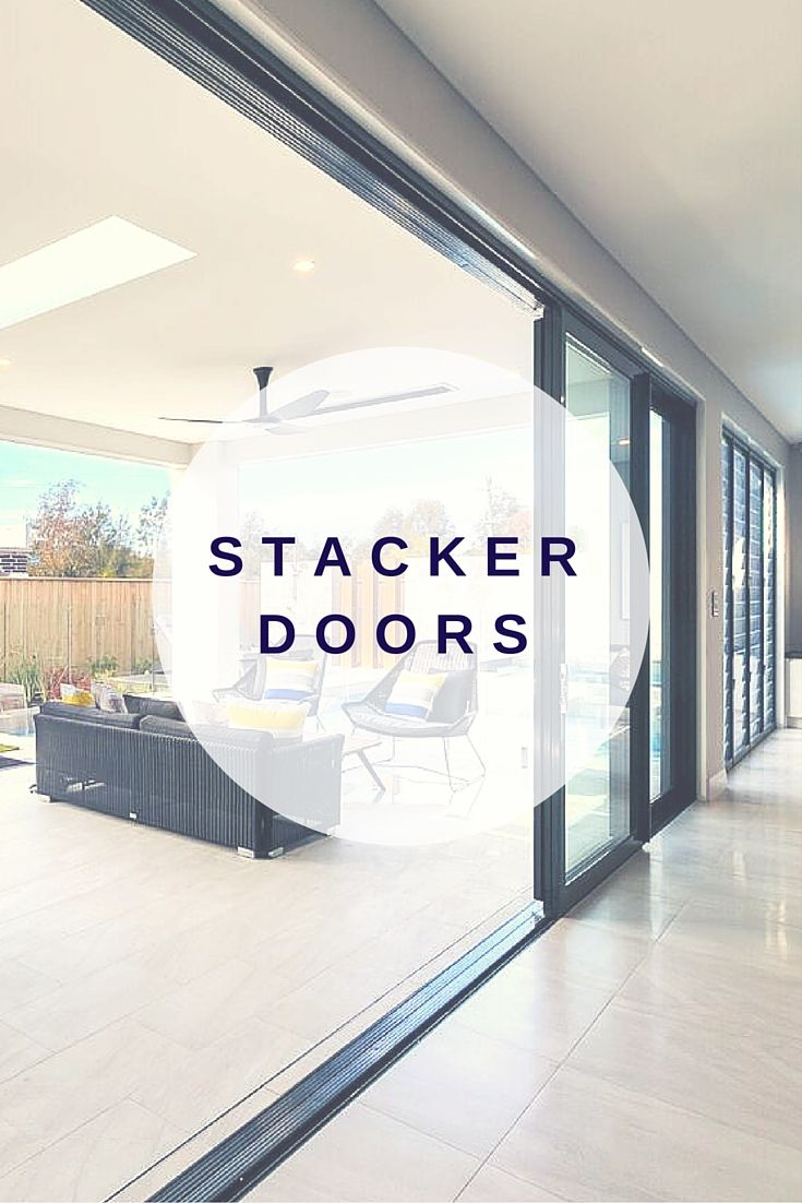 When Wideline stacker doors are opened they provide up to 4 meters of uninterrupted outdoor views, seamless transition from outside to in and flood your room with natural light and ventilation. www.wideline.com.au