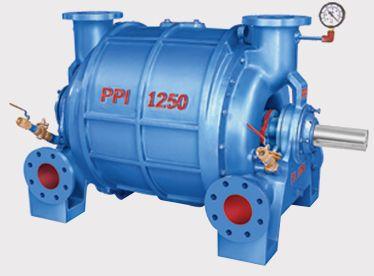 Ppi Liquid Ring Vacuum Pump