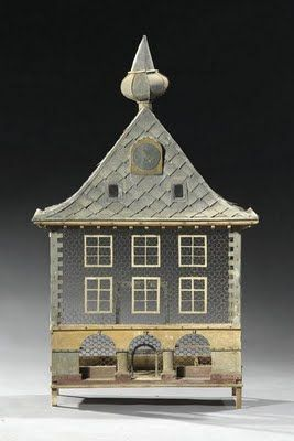 Dutch birdcage, 19th C.
