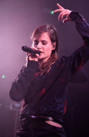 Christine and the Queens at Koko, London.