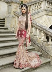 23 best Indian wedding layered lehengas images on Pinterest ...