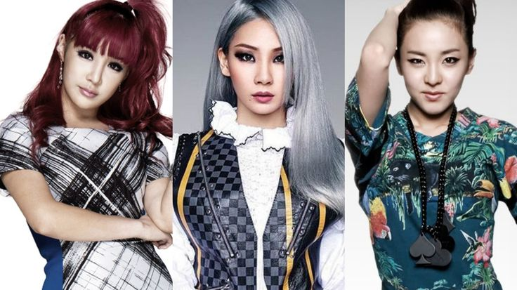 Breaking: 2NE1 Is Officially Disbanding via @soompi