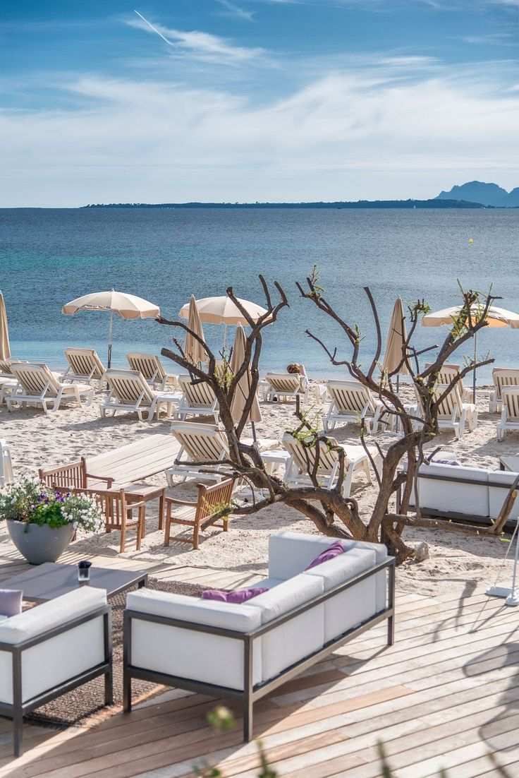 Cap D'Antibes Beach Hotel Set on a spectacular... | Luxury Accommodations