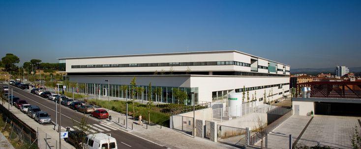 Gallery of Hospital of Mollet / Corea Moran Arquitectura - 8
