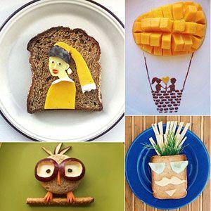 11 Unbelievable Food Art Pictures from Instagram