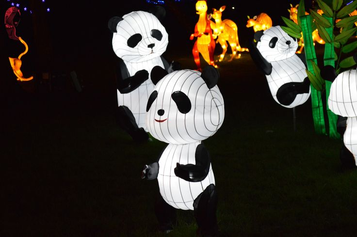 Krupa AAround Town- The Magical Lantern Festival Chiswick House and Gardens