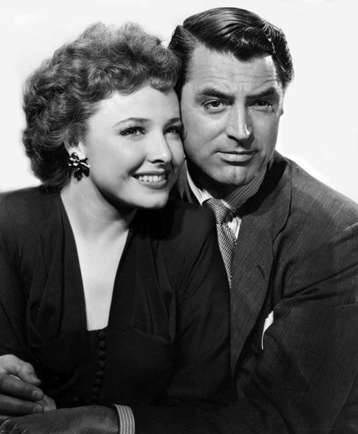 Mr. Lucky - starring Laraine Day & Cary Grant