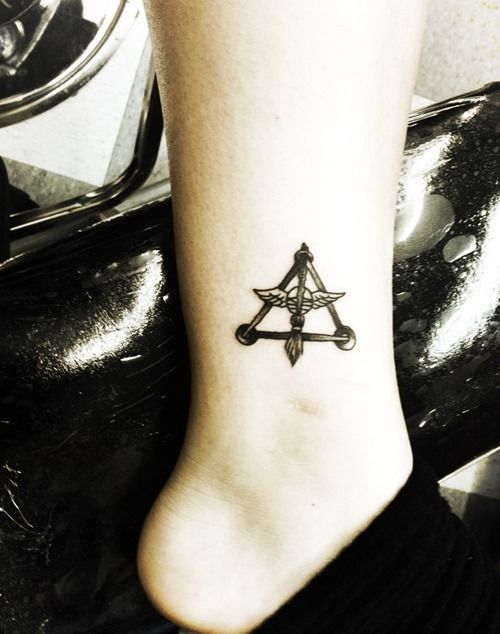 26 best harry potter tattoos girls images on pinterest