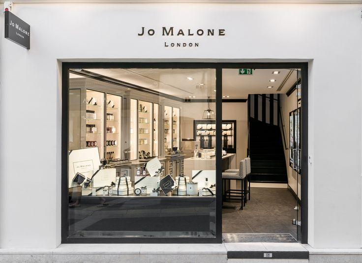 Façade Jo Malone Aix en Provence