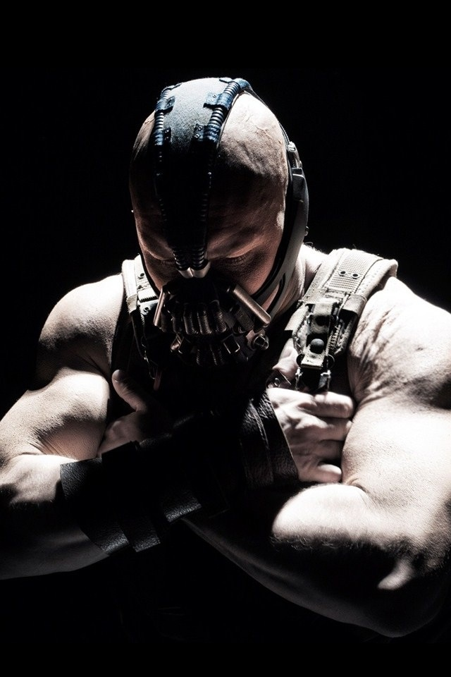 Even the BAD have their own GOOD intentions when you learn to understand them - Bane