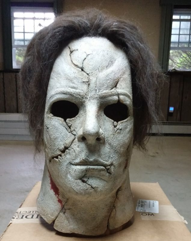 Michael Myers Mask (RZ1 Buried style) Not Freddy Krueger or Jason Voorhees - *Not, Buried, FREDDY, Jason, Krueger, mask, MICHAEL, Myers, Rz1, STYLE, Voorhees
