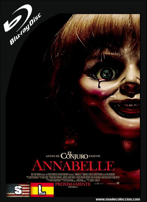 Annabelle 2014 720p HD | Dual Audio ~ Movie Coleccion