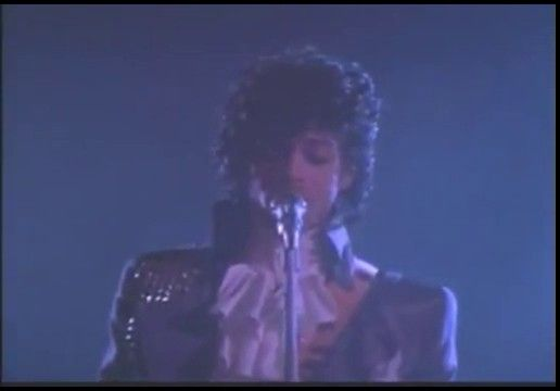 *** PURPLE RAIN VIDEO ***Prince & The Revolution - Purple Rain. To view video click on the picture, then click on it again.